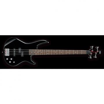 Custom Ibanez SR200 Electric Bass - Black