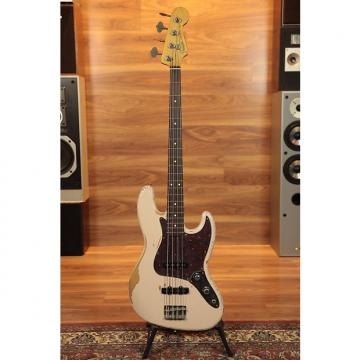 Custom Fender Flea Signature 1961 Jazz Bass - Shell Pink