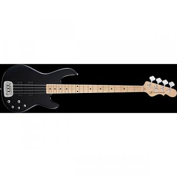 Custom G&L Tribute Series M-2000 Electric Bass - Gloss Black