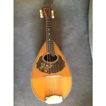 Custom Bruno Roundback Mandolin 3 1/4 1930's