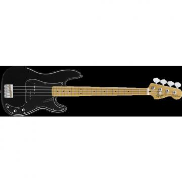 Custom Squier Matt Freeman Precision Bass - Black