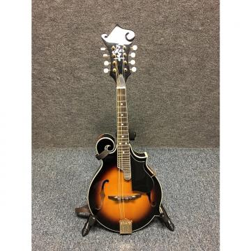 Custom Austin AU650 Sunburst F Style Mandolin w/case and strap