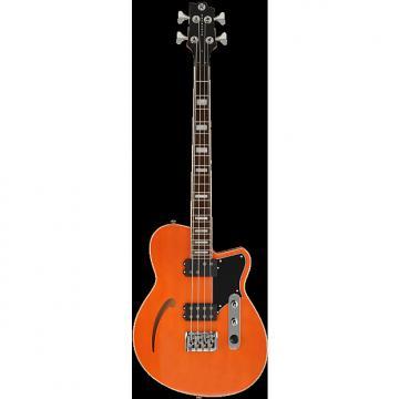 Custom Reverend Dub King Bass - Rock Orange
