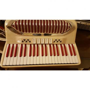 Custom Accordion Used 1970