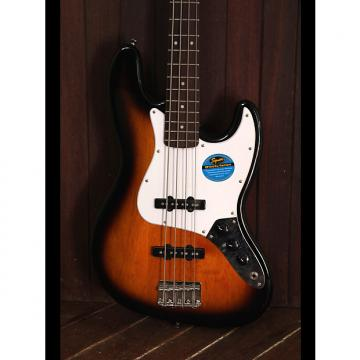 Custom Squier Affinity Jazz Bass