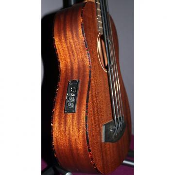 Custom Kala Solid Mahogany SMHG-FS Fretted - Solid Mahogany