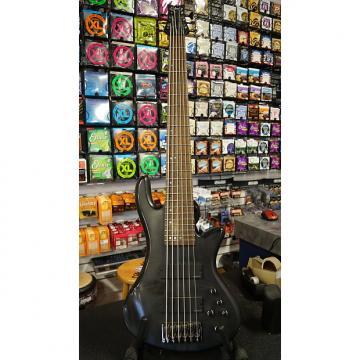 Custom Schecter Stiletto Studio 6 Bass w/HSC!