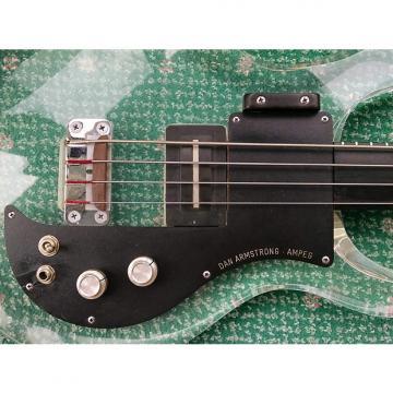 Custom Dan Armstrong ARMUB-1 Fretless RARE 1970 Clear