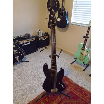 Custom Squier Deluxe active bass 5 string