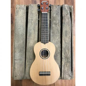 Custom Ashton UKE300S Ukulele Natural Spruce