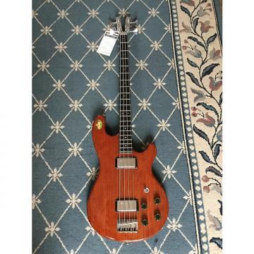Custom Kramer 450B Bass Guitar Early Natural