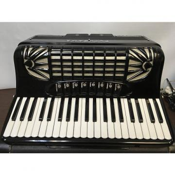 Custom Futurama Stroller Accordion 1950s-1960s Black