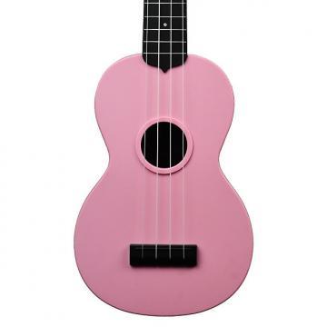 Custom Kala Waterman Soft Pink Soprano Ukulele