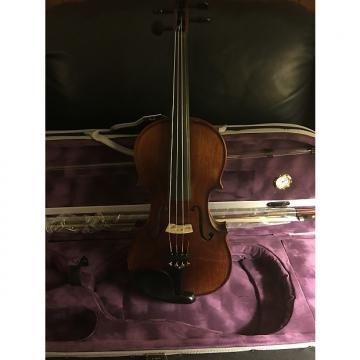 Custom Asian Hand carved Violin 2015 varnish