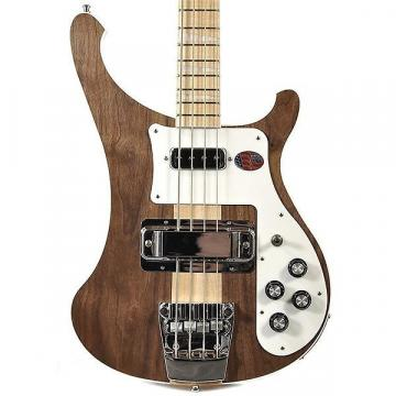 Custom Rickenbacker 4003 Bass Walnut