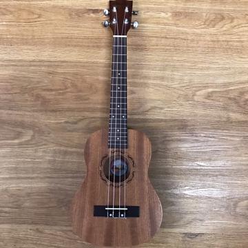 Custom Amahi UK120 Mahogany Tenor Ukulele with gig bag 2017 Mahogany