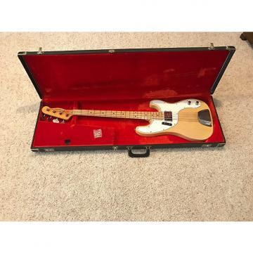 Custom Fender Telecaster Bass 1974 Blonde
