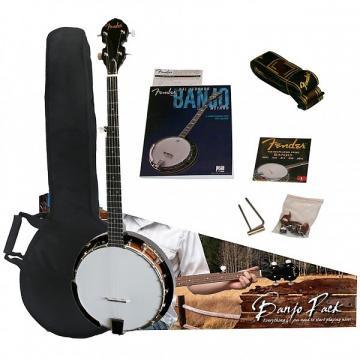 Custom Fender FB-300 Banjo Pack