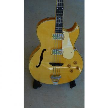 Custom Waterstone Brighton '64 Arch-top Bass - RARE
