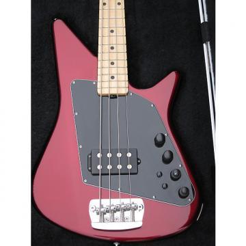 Custom Ernie Ball Music Man Big Al 4H Bass Guitar Cabernet Pearl
