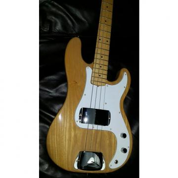 Custom DiMarzio Precision Bass 1976 Natural Ash