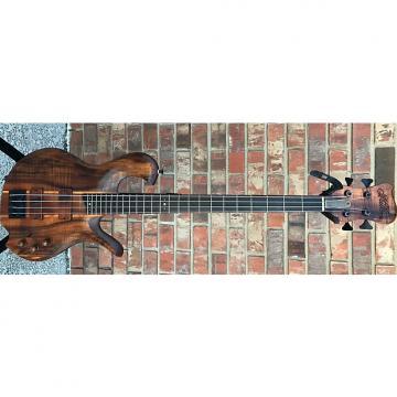 Custom Pete Hilton custom 4 string koa