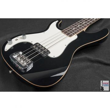 Custom New G&L Kiloton Bass Jet Black on American Basswood Left Handed ~ Authorized G&L Premier Dealer