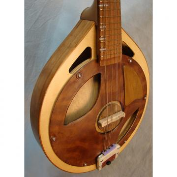 Custom Blues Hardware Boutique Resonator Mandolin