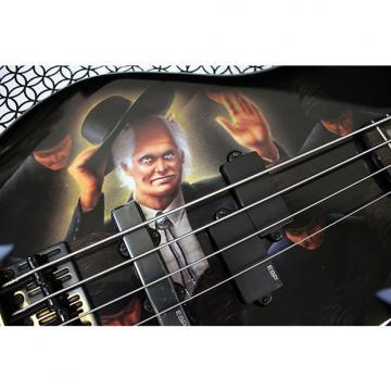 Custom New Old Stock - Signed - ESP LTD FB-ATL Frank Bello Among The Living Electric Bass Guitar