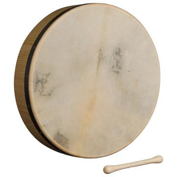Custom Trinity College TB-6 Irish Bodhran - Oak Rim