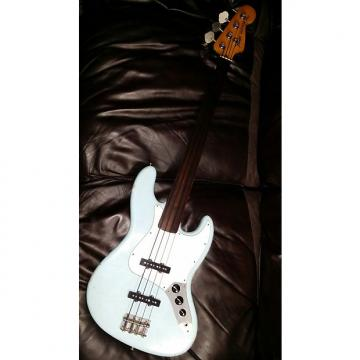 Custom Fender MJT Fretless Jazz Bass 1979 Relic'd  - REDUCED !