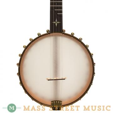 """Custom OME Banjos - Wizard 11"""" Open-Back"""
