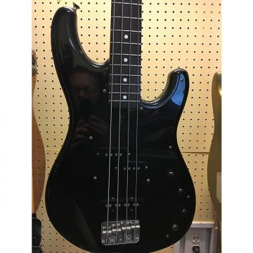 Custom Ibanez Roadstar ii RB650 bass with matching headstock 1987 black