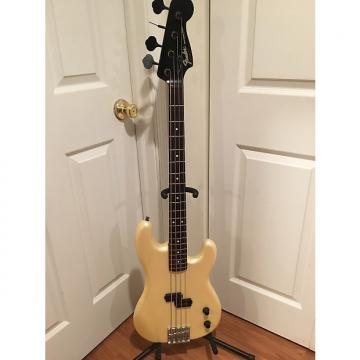 Custom Fender Precision Bass Pb-551 1980s Pearl White Mij