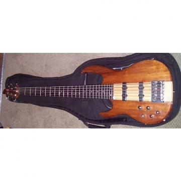 Custom Carvin LEFTY 6-String Electric BASS Guitar LB76 USA Made Six Strings Left Handed