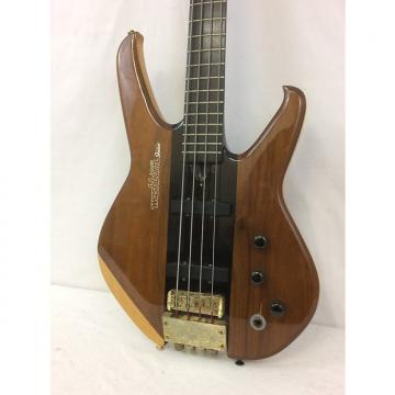 Custom Washburn Status  1000 1980's Natural 4 String Headless Bass Mark King Level 42