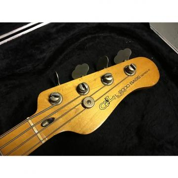 Custom G&L L 2000 series e 1982 vintage bass