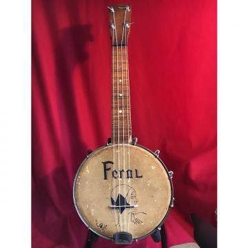 Custom Vintage Getsch Claraphone Banjo Ukulele, Banjolele, 1920-30s
