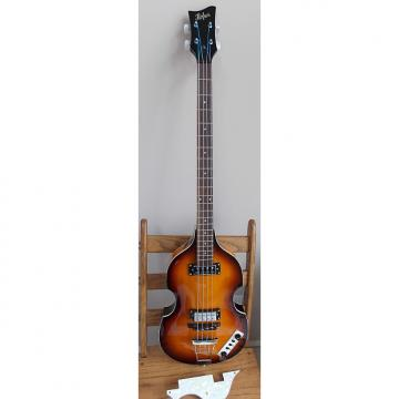 Custom Hofner Bass