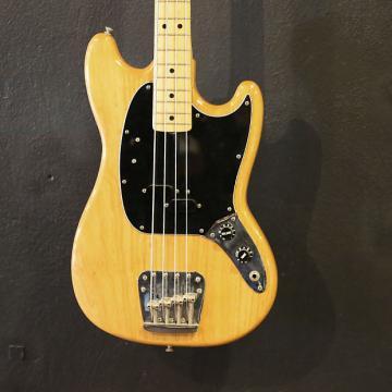 Custom Used Fender Mustang Bass