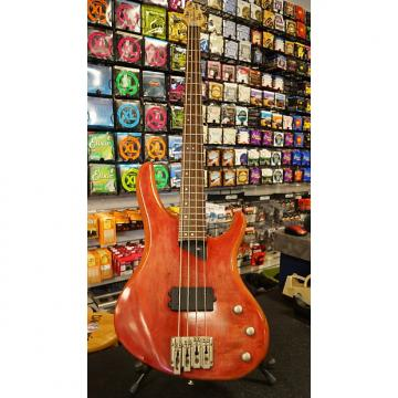 Custom Washburn Bantam RB2000 Trans Red BASS w/OHSC Made in KOREA!