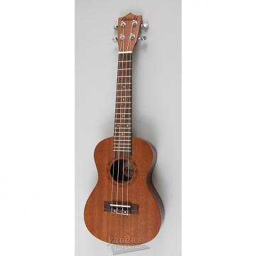 Custom Amahi UK210 Select Mahogany Series Ukulele | Includes Deluxe Bag - Concert