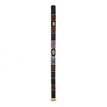 Custom Toca DIDG-PT Bamboo Didgeridoo - Turtle Design