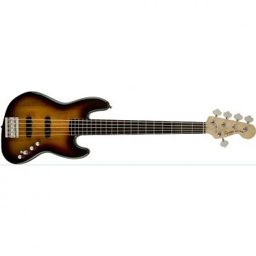 Custom Squire Deluxe Jazz Bass 5 String