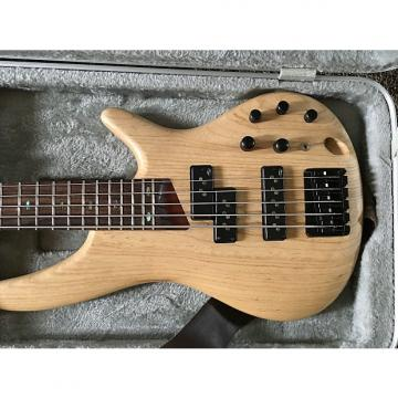 Custom Ibanez SR655BBF Electric Bass 2017 Amber Natural