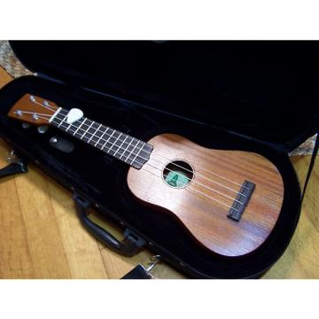 Custom Spruce House Model S-0 Soprano Ukulele & Case