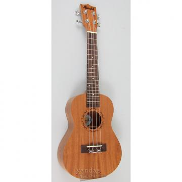 Custom Amahi UK120 Select Mahogany Wood Ukulele - Soprano Without Bag