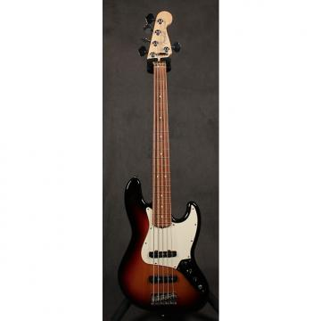 Custom 2006 Fender American Jazz Bass 60th Anniversary 3 Tone Burst