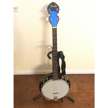 Custom Fender Banjo Brown