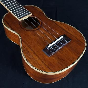 Custom Kala KA-KSLNG Gloss Koa Series Soprano Long Neck Ukulele